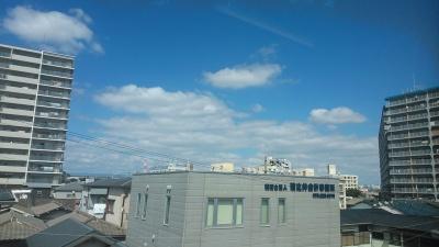 Osaka cerah dan panaasss